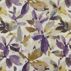 Prestigious Textiles Iona Azzuro Orchid Curtain Fabric