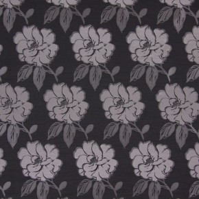 Glamorous Bardot Graphite Made to Measure Curtains
