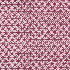 Clarke and Clarke Batik Clarke and Clarke Batik Raspberry Curtain Fabric