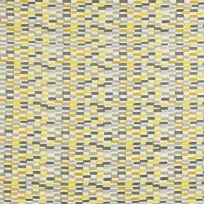 Prestigious Textiles Java Batik Saffron Made to Measure Curtains