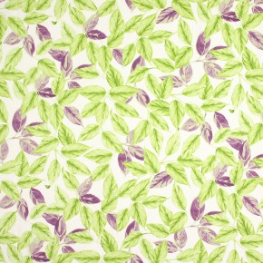 Prestigious Textiles Pickle Bayleaf Lavender Curtain Fabric