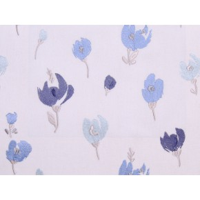 Springfield Beau Bluebell Made to Measure Curtains