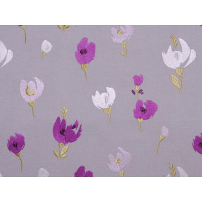 Springfield Beau Foxglove Made to Measure Curtains