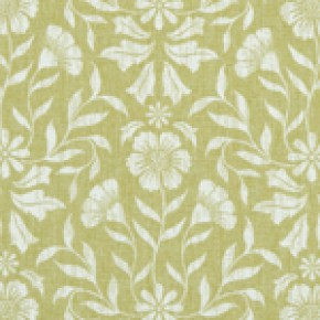 Avebury Berkeley Citron Curtain Fabric