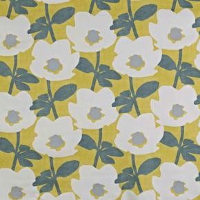Prestigious Textiles SouthBank Bermondsey Saffron Curtain Fabric