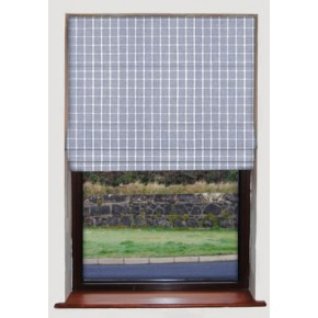 Bianca Denim Roman Blind