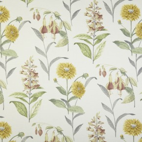 Prestigious Textiles Charterhouse Bloomingdale Acacia Curtain Fabric