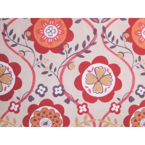 Linden Bloomsbury Autumn Curtain Fabric
