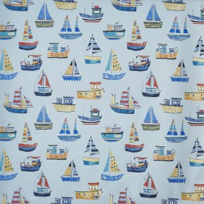 A Prestigious Textiles Beachcomber Boat Club Ocean Cushion Covers