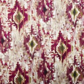A Prestigious Textiles Decadence Bohemia Medici Curtain Fabric