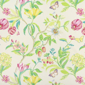 Paradise Botanica Peony Made to Measure Curtains