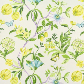 Paradise Botanica Tropical Curtain Fabric