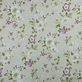 Prestigious Textiles Ambleside Bowness Hollyhock Curtain Fabric