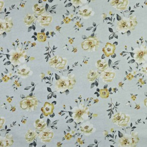Prestigious Textiles Ambleside Bowness Maize Curtain Fabric