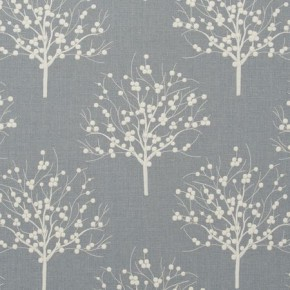 Clarke and Clarke Manorhouse Bowood Chambray Curtain Fabric