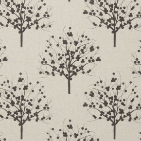 Clarke and Clarke Manorhouse Bowood Nickel Curtain Fabric