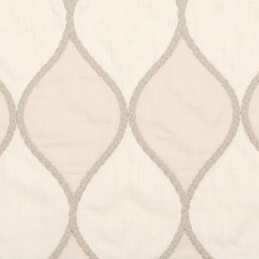 Prestigious Textiles Canvas Braid Ivory Made to Measure Curtains