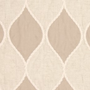 Prestigious Textiles Canvas Braid Natural Made to Measure Curtains