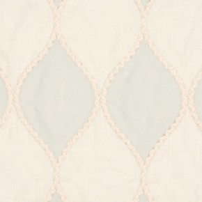 Prestigious Textiles Canvas Braid Peppermint Roman Blind