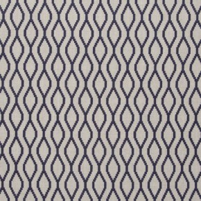 Traviata Brenna Ink Curtain Fabric