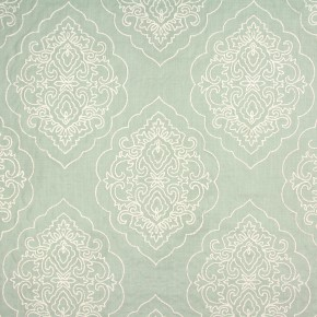 Prestigious Textiles Canvas Brocade Peppermint Made to Measure Curtains