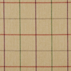 Prestigious Textiles Highlands Brodie Sand Curtain Fabric