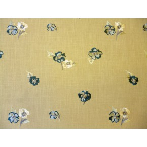Prestigious Textiles Jubilee Buckingham Denim Curtain Fabric