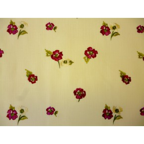 Prestigious Textiles Jubilee Buckingham Rose Curtain Fabric