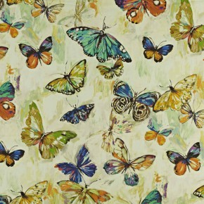 Mardi Gras ButterflyCloud Rainforest Cushion Covers