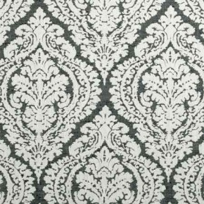 Clarke and Clarke BW1004 Black and White Curtain Fabric