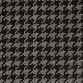 Clarke and Clarke BW1027 Black and White Curtain Fabric