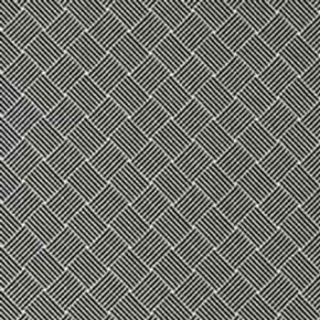 Clarke and Clarke BW1031 Black and White Curtain Fabric