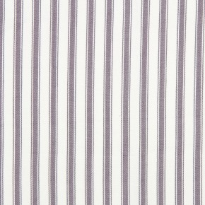 Marina Cable Mulberry Curtain Fabric