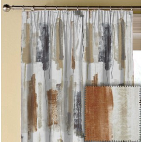 Prestigious Textiles Iona Adria Umber Made to Measure Curtains