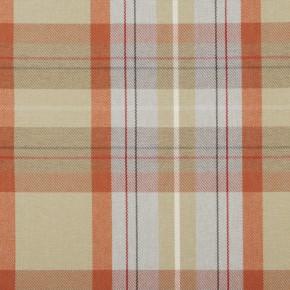 Prestigious Textiles Highlands Cairngorm Auburn Curtain Fabric