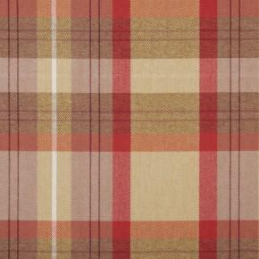 Prestigious Textiles Highlands Cairngorm Cardinal Curtain Fabric