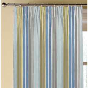 Clarke and Clarke Folia Albi Mineral Made to Measure Curtains