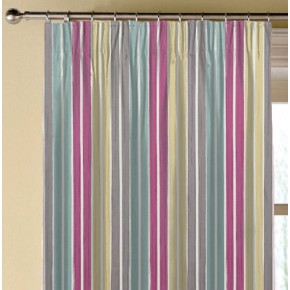 Clarke and Clarke Folia Albi Summer Made to Measure Curtains