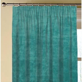 Clarke and Clarke Allure Aqua Made to Measure Curtains