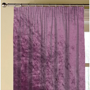 Clarke and Clarke Allure Berry Made to Measure Curtains