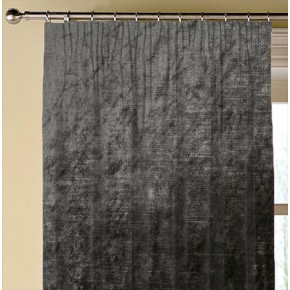 Clarke and Clarke Allure Charcoal Made to Measure Curtains