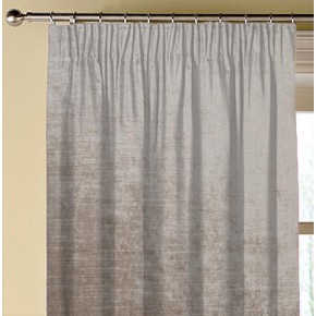Clarke and Clarke Allure Dove Made to Measure Curtains