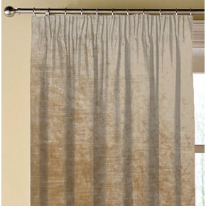 Clarke and Clarke Allure Dune Made to Measure Curtains