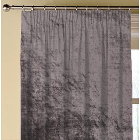 Clarke and Clarke Allure Espresso Made to Measure Curtains