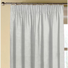 Clarke and Clarke Allure Ivory Made to Measure Curtains