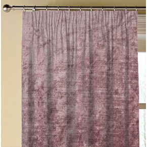 Clarke and Clarke Allure Rosewood Made to Measure Curtains