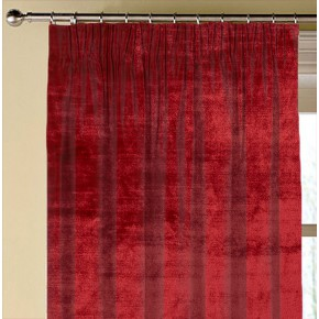 Clarke and Clarke Allure Ruby Made to Measure Curtains