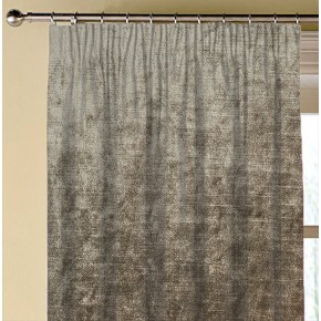 Clarke and Clarke Allure Walnut Made to Measure Curtains