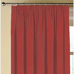 Studio G Alora Red Made to Measure Curtains