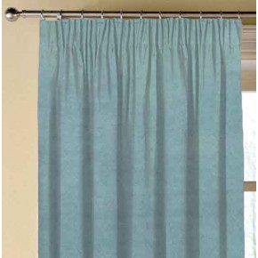 Clarke and Clarke Gustavo Alvar Aqua Made to Measure Curtains
